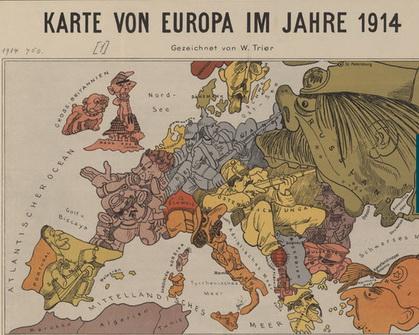 karta evrope pre prvog svetskog rata PRAVA ISTINA O ULOZI SRBIJE U